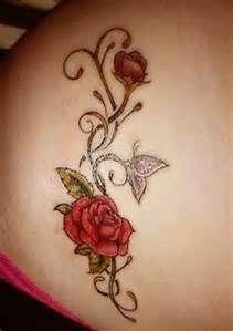 rose bud tattoos - Bing images