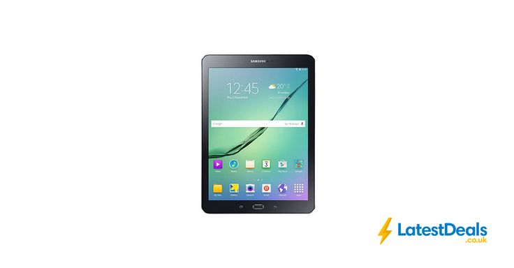"Samsung Galaxy Tab S2, Octa-Core Exynos, Android, 9.7"", Wi-Fi, 32GB, Black, £299 at John Lewis"