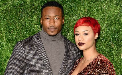 New York Jets receiver Brandon Marshall and his beautiful wife, Michi, helped Child Mind Institute raise a record $6.8 million. Get the scoop.