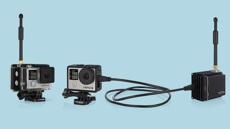 Gopro hero cast - live stream in high definition in 1080p and 720p resolution at 60 frames per second. #eventtech