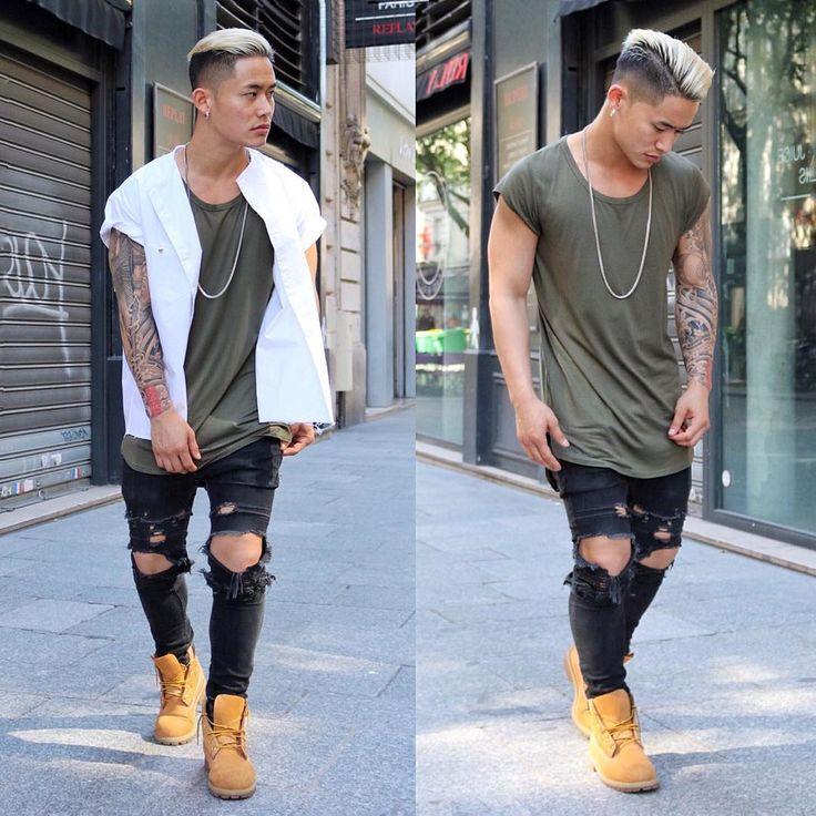 17 mejores ideas sobre moda masculina urbana en pinterest