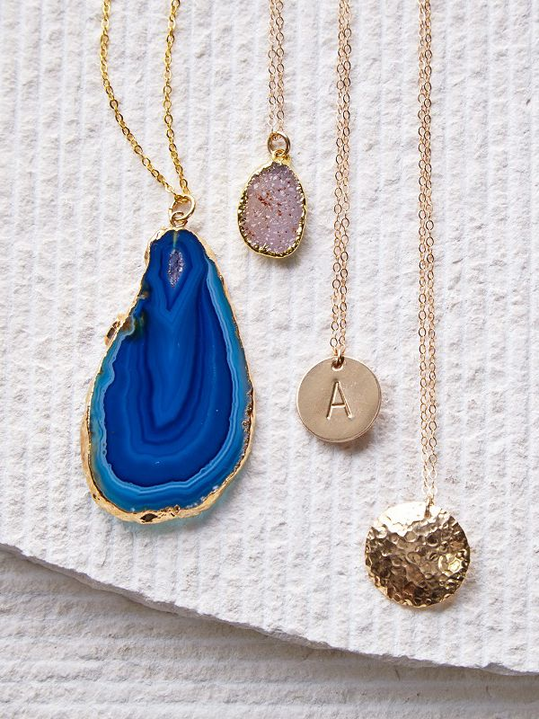 Discover your new favorite statement necklace up to 70% off. New styles added each day! The perfect way to add something special to your spring and summer wardrobe