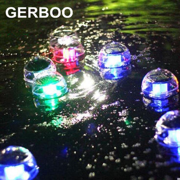 1000 ideas about floating pool lights on pinterest for Lanterne led jardin