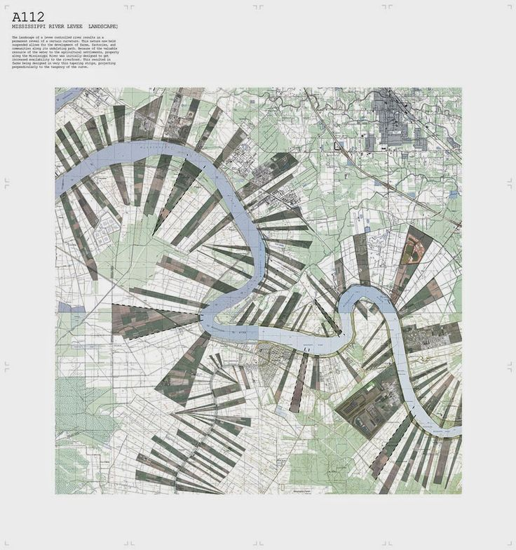 """BLDGBLOG [Images: """"Cultivating the Map"""" by Danny Wills]."""