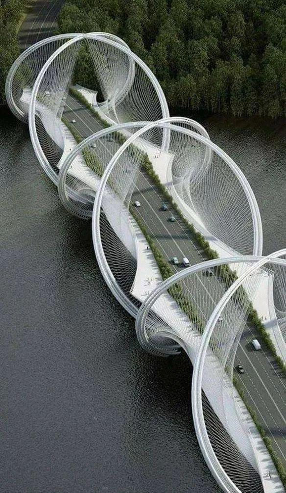 Modern bridge Mimari http://turkrazzi.com/ppost/366339750926051512/