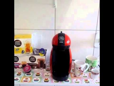 Como limpar sua cafeteira Dolce Gusto