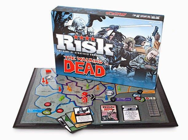 Juego Risk The Walking Dead | The Walking Dead Serie 2