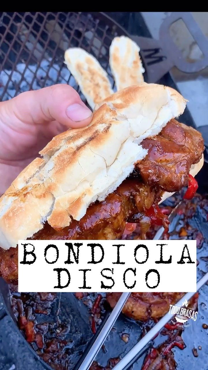 todobrasas en Instagram: Bondiola al disco a la cerveza negra! 🔥🚀 En 45min te estás comiendo tremenda Bondiola!! Al plato o sándwich?? Póngalo en los comentarios…
