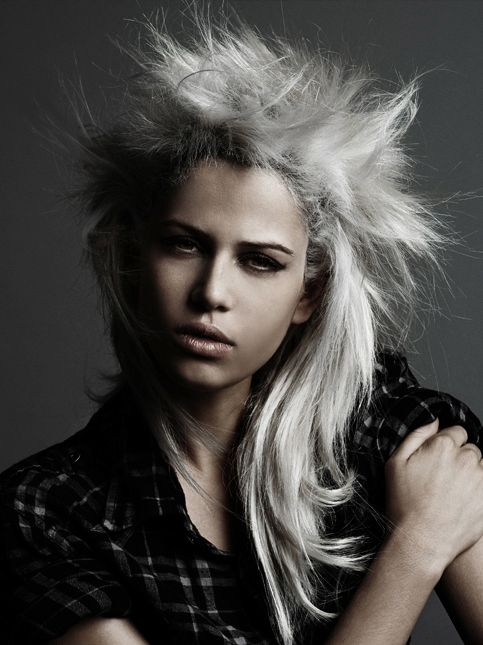 rockabilly hairstyles men : ... Rock n Roll Hairstyles on Pinterest Models, Gothic hairstyles and