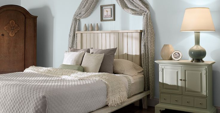 Light Bedroom Furniture Paint Colors