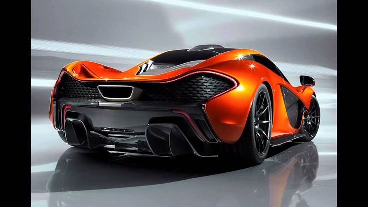 McLaren P1 The Best Sports Cars