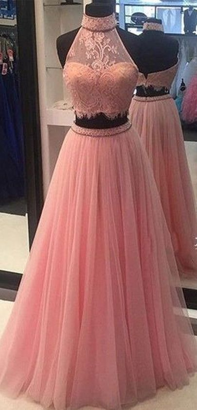 Best 20 Baby Pink Prom Dresses Ideas On Pinterest