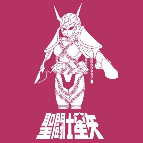 Camiseta Armadura del Cisne - Saint Seiya