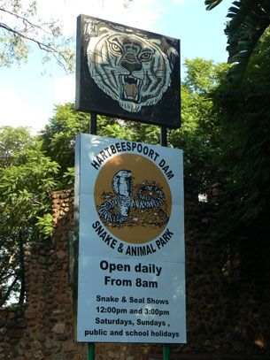 Hartebeespoort Dam Snake and Animal Park
