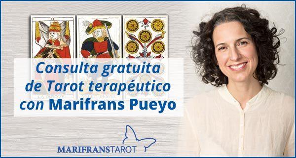 """La consulta gratuita de Tarot terapéutico con Marifrans Pueyo es para Isabel: """"Soy muy dependiente, ¿cómo puedo solucionarlo?"""" http://marifranstarot.com/consulta-gratuita-de-tarot-terapeutico-con-marifrans-pueyo-68/ #tarot #evolutivo #terapeutico #consultaTarot #crecimientopersonal #coaching #TarotGratis #Gratis #tarotholistico #conciencia #conciencia #holístico #marifrans #ConsultaGratuita #transpersonal #coaching"""