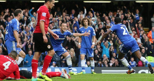 MATCH REPORT: CHELSEA 4 CARDIFF CITY 1 | News Article | News | Official Site | Chelsea Football Club
