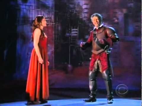 The Impossible Dream (Man of La Mancha, 2003 Tony Awards Performance)