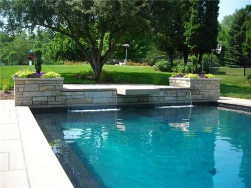 52 Best Diving Rock Images On Pinterest Backyard Lap Pools Backyard Pools And Pool Designs