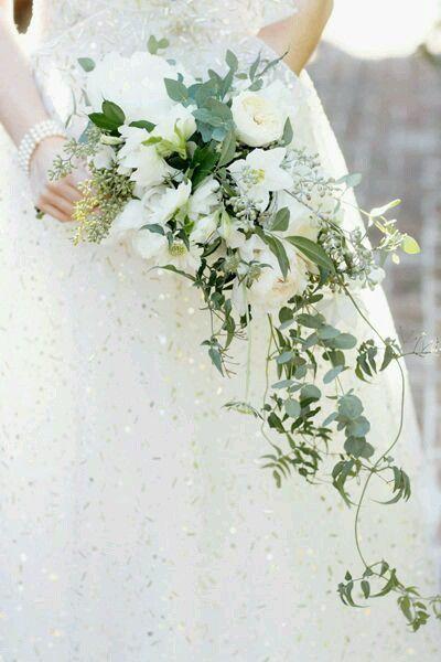 waterfall bouquet
