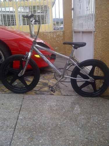Bicicleta Freestyle Rin 20 Con Rines De Paleta