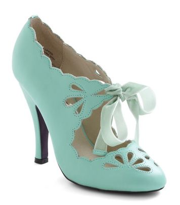 adorable #mint heels  http://rstyle.me/n/bs59fpdpe