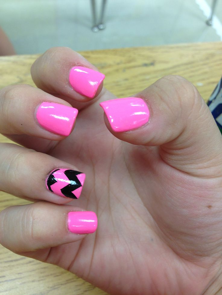 The 25+ best Pink chevron nails ideas on Pinterest ...