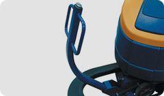 Robot para envolver con film estirable