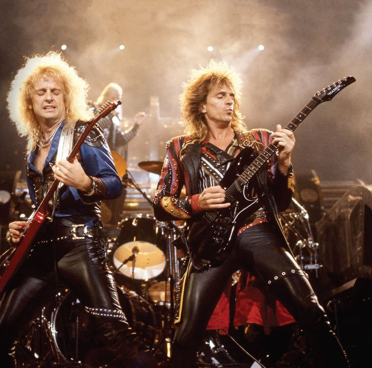 """""""Judas Priest are so synonymous with heavy metal that it seems almost ridiculous to point it out"""" – Malcolm Dome talks all things Judas Priest: http://smarturl.it/JP_Legacy"""
