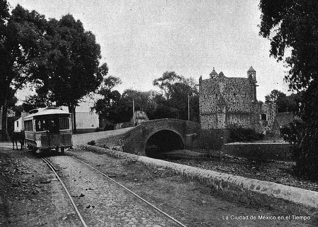 ca. 1911 Iglesia de San Antonio Panzacola y El Puente del … | Flickr