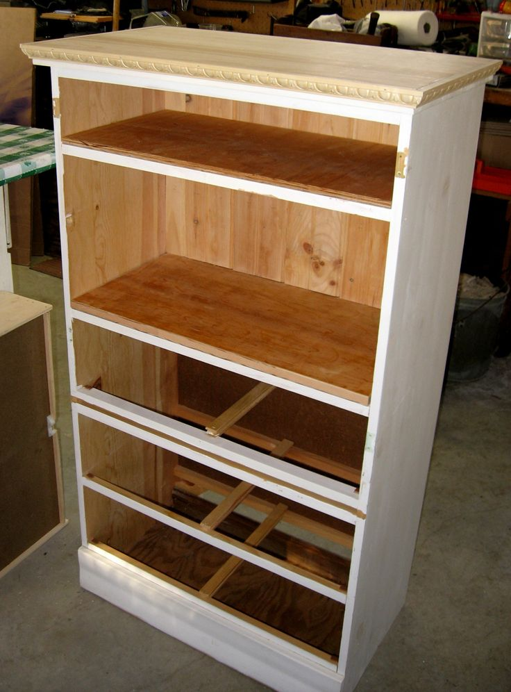 Diy stereo cabinet plans woodworking projects plans for Cabinets plans
