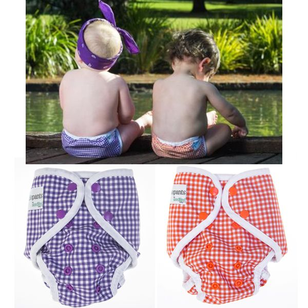 Paddle Pants Swim Nappies - Now available at Lime Tree Kids <3