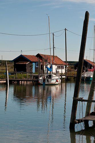 La Tremblade, Poitou-Charentes, France http://www.visit-poitou-charentes.com/en/Atlantic-coast