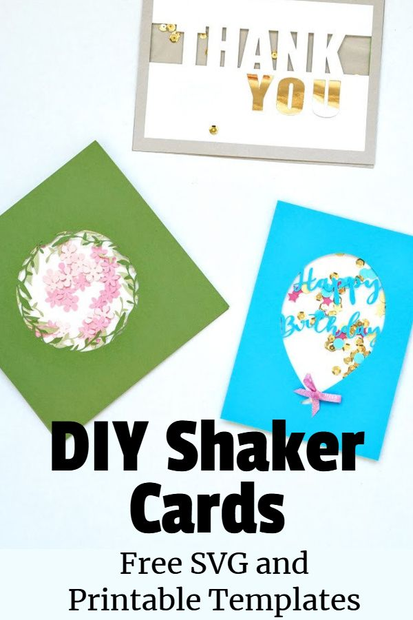 Diy Shaker Cards Domestic Heights In 2021 Shaker Cards Card Kits Cards