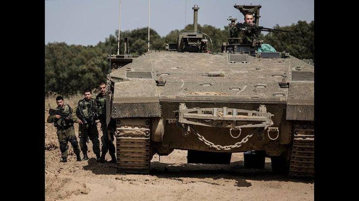 Syria Crisis: Israel's tank fires 'warning shot' toward Syrian army   ID...