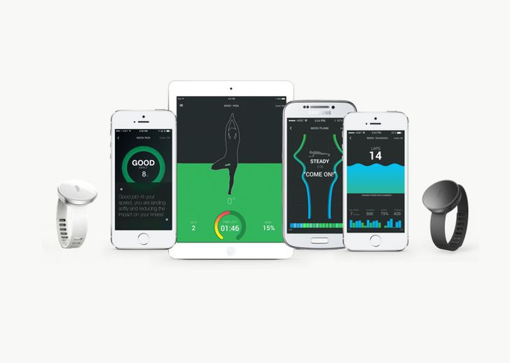 Moov is a personal training wearable device that gives you voice-guided workout advice in real-time - Pocket-lint