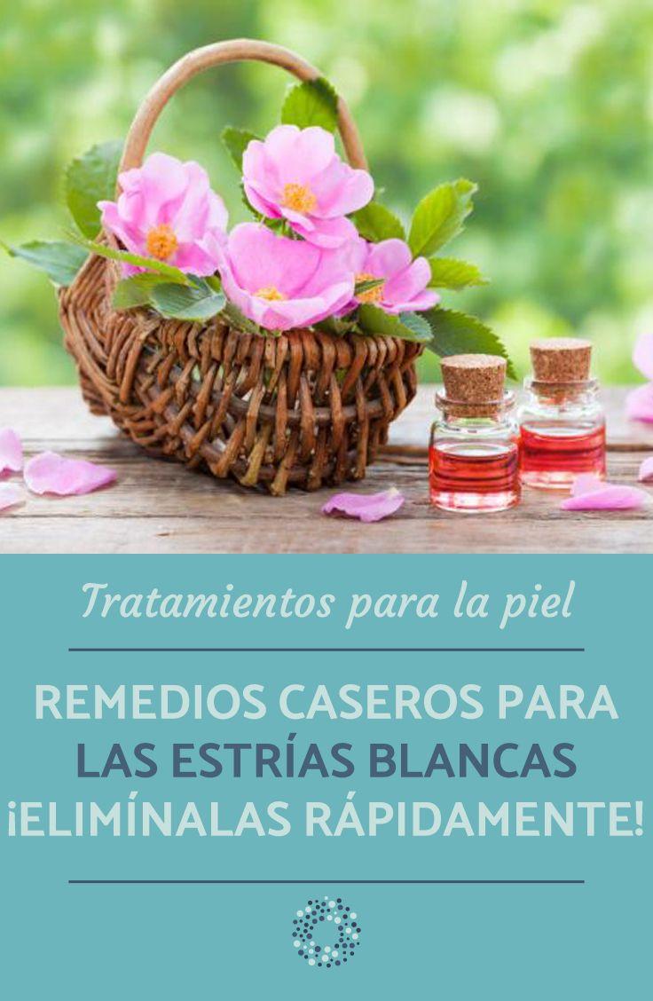 Remedios Caseros Para Las Estrías Blancas Elimínalas Rápidamente Aceite De Rosa Mosqueta Estrías Blancas Aceite Para Estrias