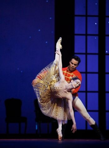 San Francisco Ballets production of Cinderella