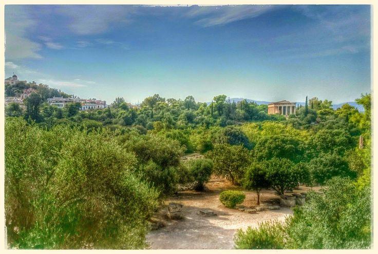 Ancient Agora / Athens