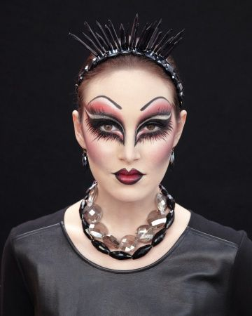 Evil Queen Halloween Makeup You don't have to invest in costume store