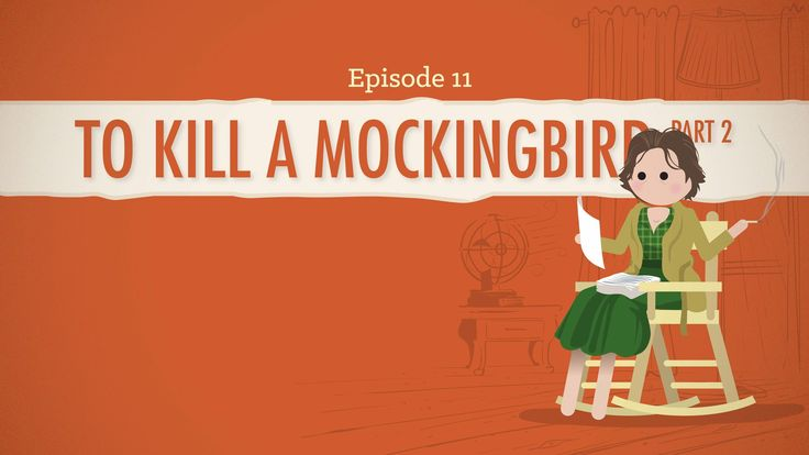 Race, Class, and Gender in To Kill a Mockingbird: Crash Course Literatur...A wonderful book.  Any of the Crash Course videos are good starting points or wrap up destinations.  They are good way to spark further discussion or to summarize the piece.