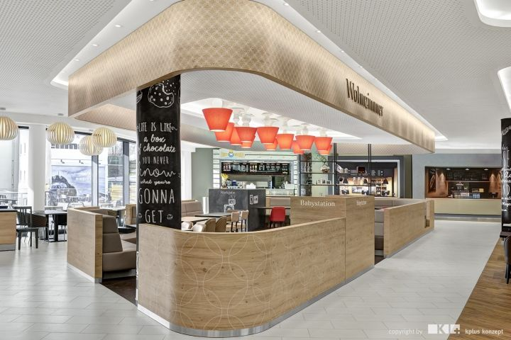 Minto Shopping Mall by kplus konzept, Mönchengladbach – Germany » Retail Design Blog