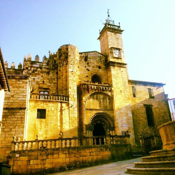 #Ourense #Galicia #Cathedral #Gothic #Spain