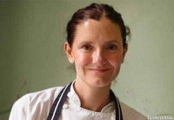 #elena reygadas, mejor #chef latina!!! mexicana es reconocida mundialmente. Lee el articulo completo en nuestro blog http://ronzonni.com/antes-eran-hombres-europeos-ahora-mujeres-latinas-se-apoderan-de-la-cocina-mundial/#_