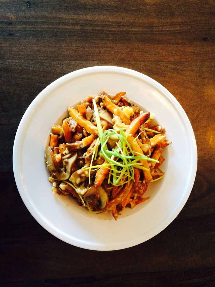 Duck Confit Poutine at The Smokery Kitchen & Bar @thesmokery.ca #thesmokerystouffville