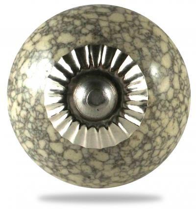 Bouton de meuble scandinave,  poignee de meuble pour porte et tiroir,bouton de meuble marbre craquelé