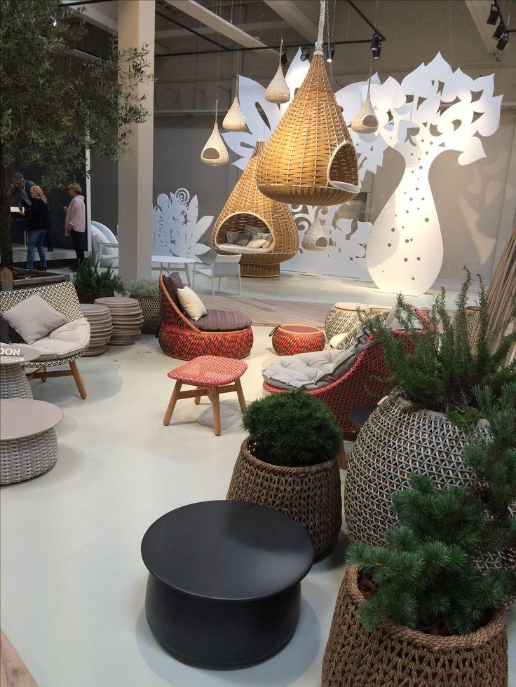 17 best images about dedon on pinterest   studios, armchairs and plays - 12 Coole Hangende Stuhle Hangematten Kinder