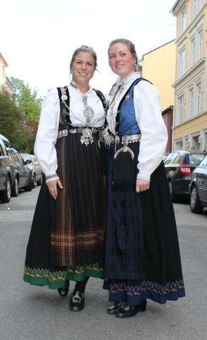 Female Bunad from Sogn – 'Sognebunad'