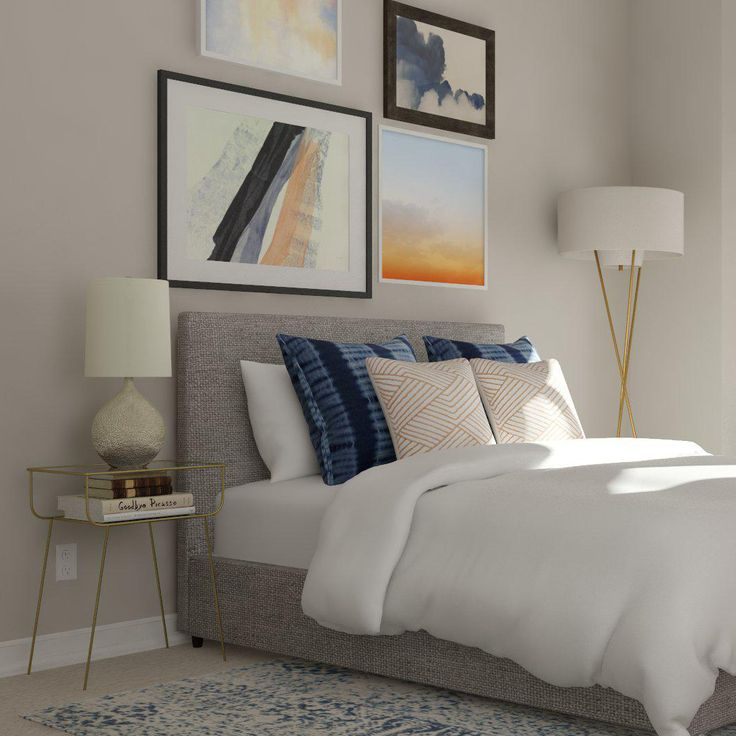 Bedroom Design Inspiration 6 Ideas For The Wall Above Your Bed