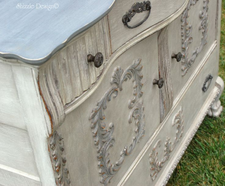 Tips on how to layer paint on painted furniture ~ check it out at:  http://alittlebitoshizzle.blogspot.com/2012/06/want-to-know-my-paint-layering-secrets.html#