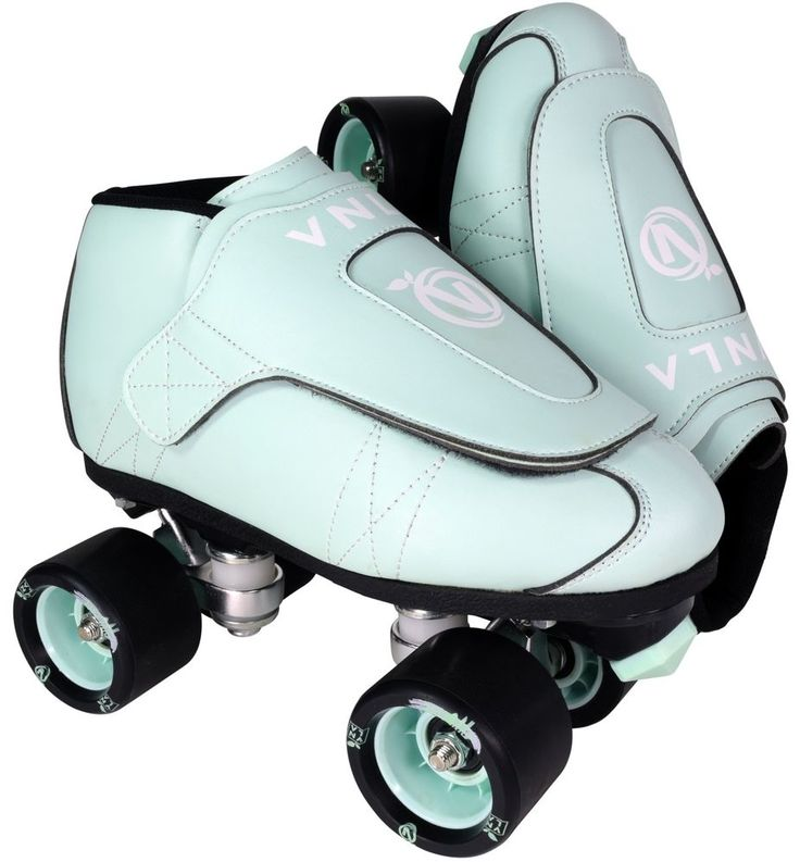 New 2016 VNLA Junior Jam Mint Vanilla Roller Skates #VNLA